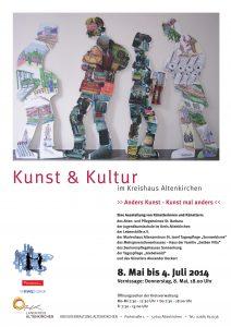 20-Plakat Kunst mal anders