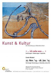 22-Plakat Erwin Rickert