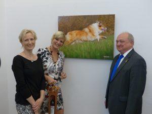 PM 303-Ausstellungseröffnung von Svenja Rothweiler im Kreishaus
